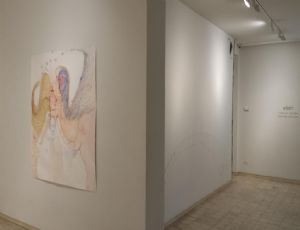 The Soul, 2017, general view, Chelouche Gallery Tel Aviv